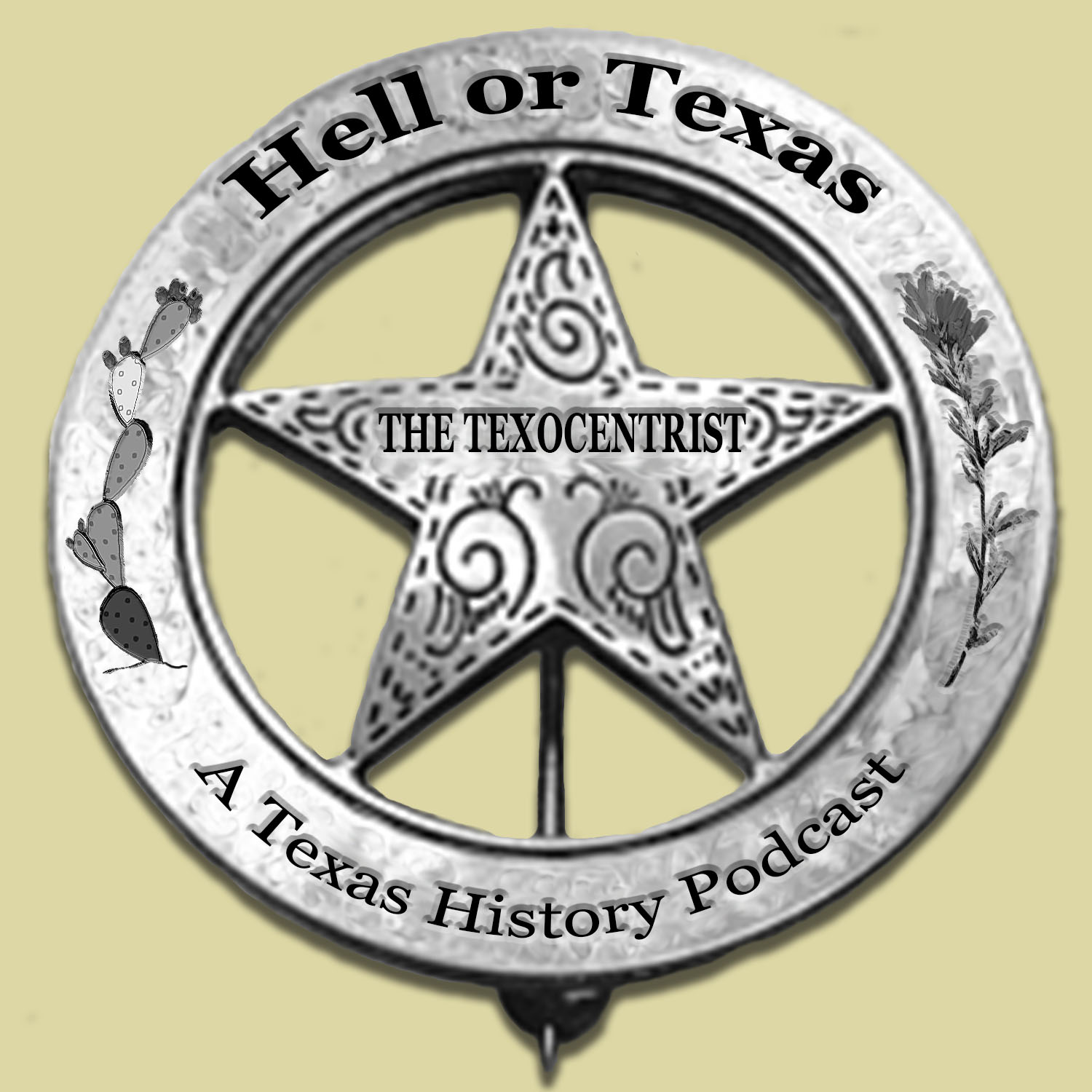 The Texocentrist- A Texas History Podcast