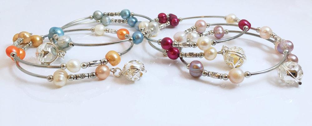 Bracelets - To Fit Any Style