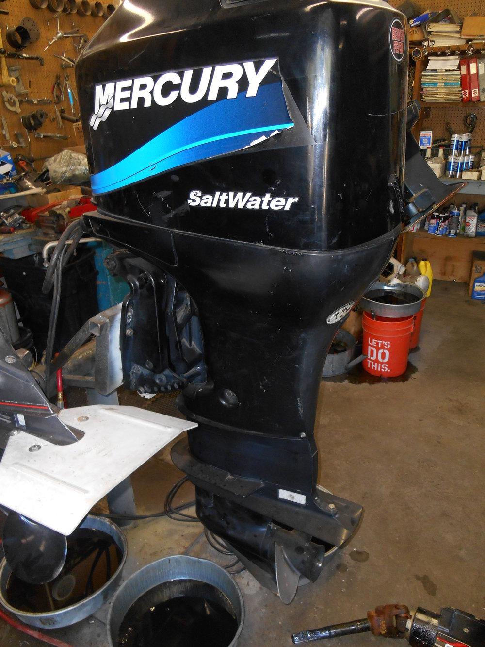 2003 90HP Mercury XLS or LS 4-Stroke $6000  180 Day Warranty