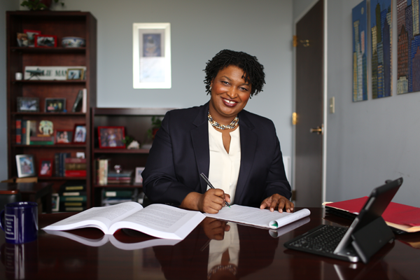 Stacey Abrams - Former Georgia House Minority Leader and State Representative