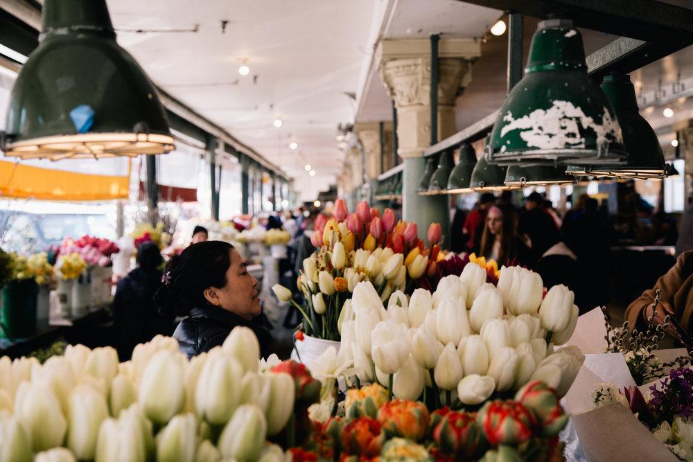 Bellum Issue Four  Market on Saturday  Words by Heath Vester