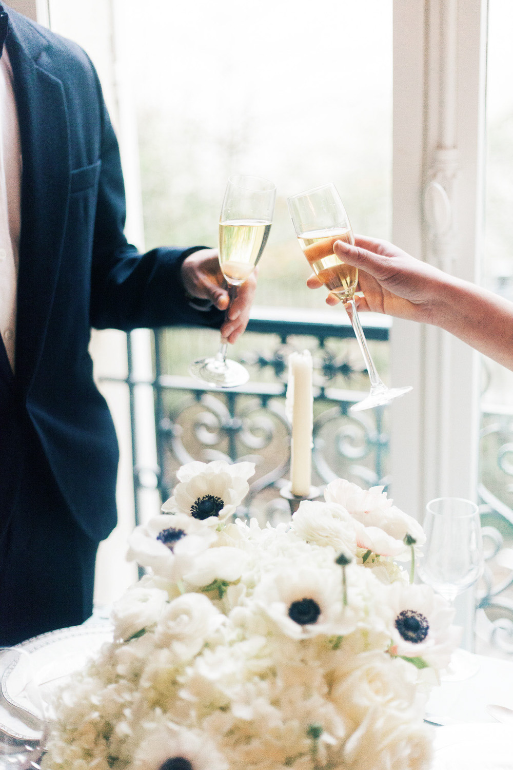 Reception wedding toast speech  | Destination wedding photography by Lara Lam