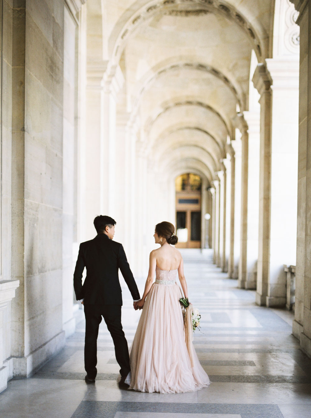 Paris overseas pre-wedding 巴黎婚紗攝影