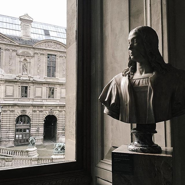 Discovering light @museelouvre #louvre