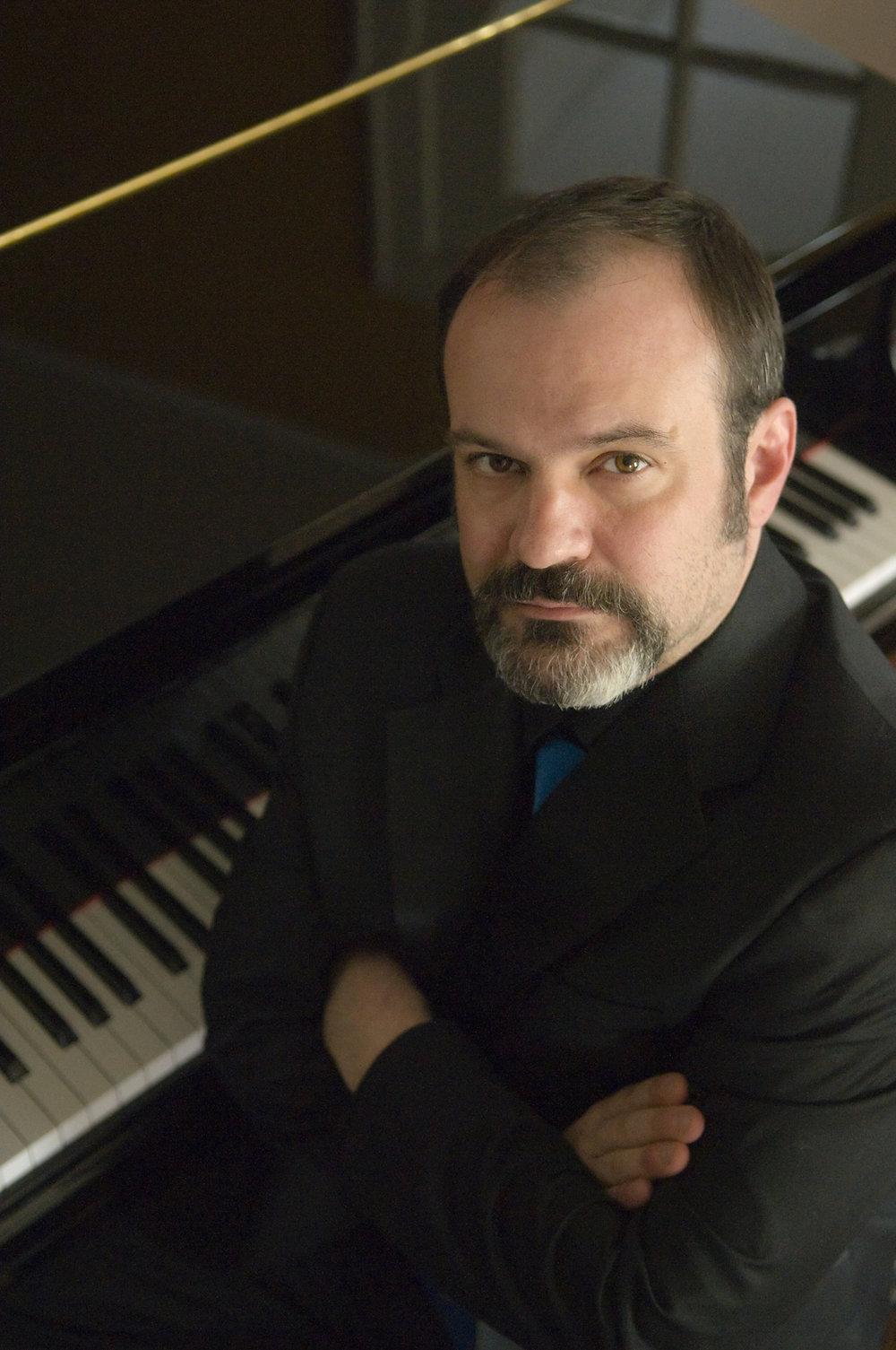 Alan Huckleberry