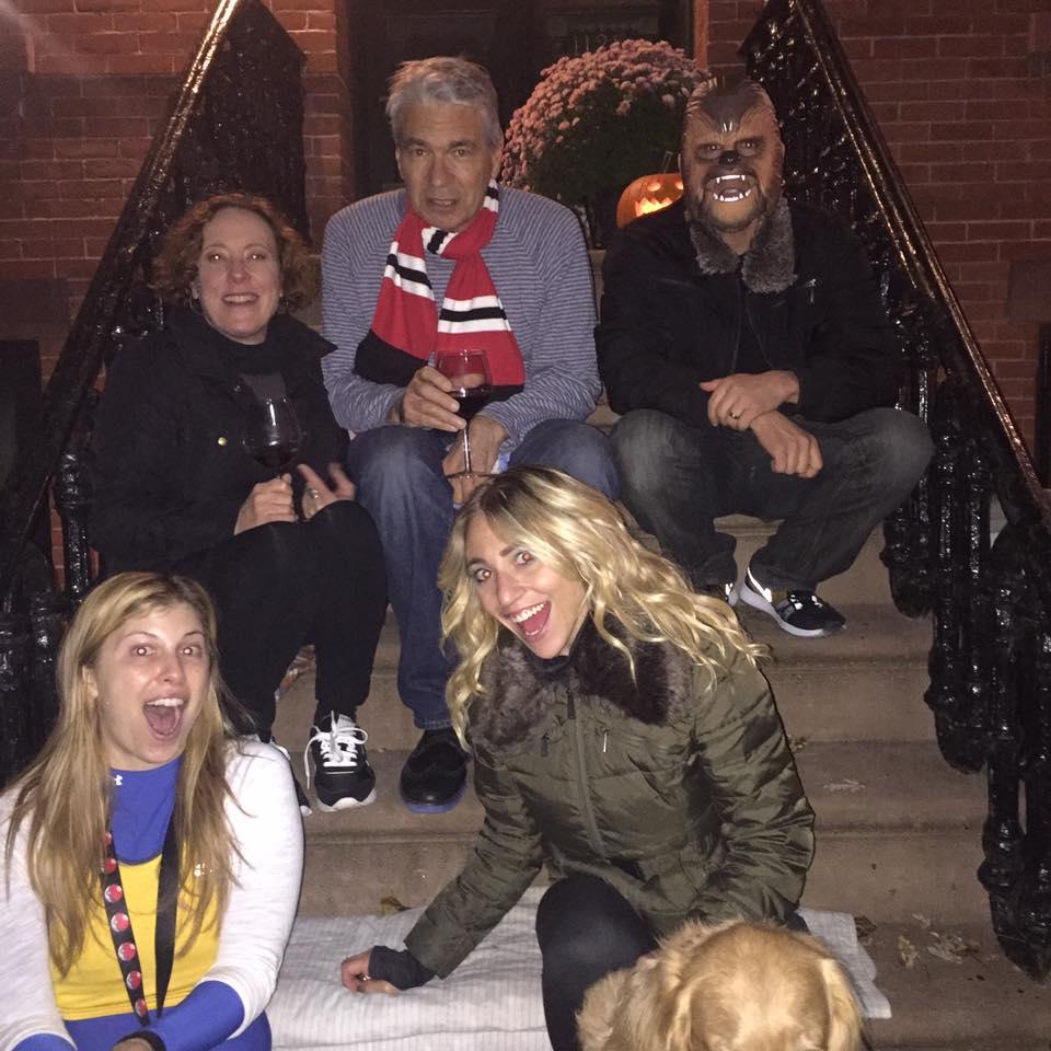 Halloween in Hoboken