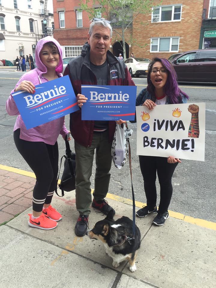Bernie Walk