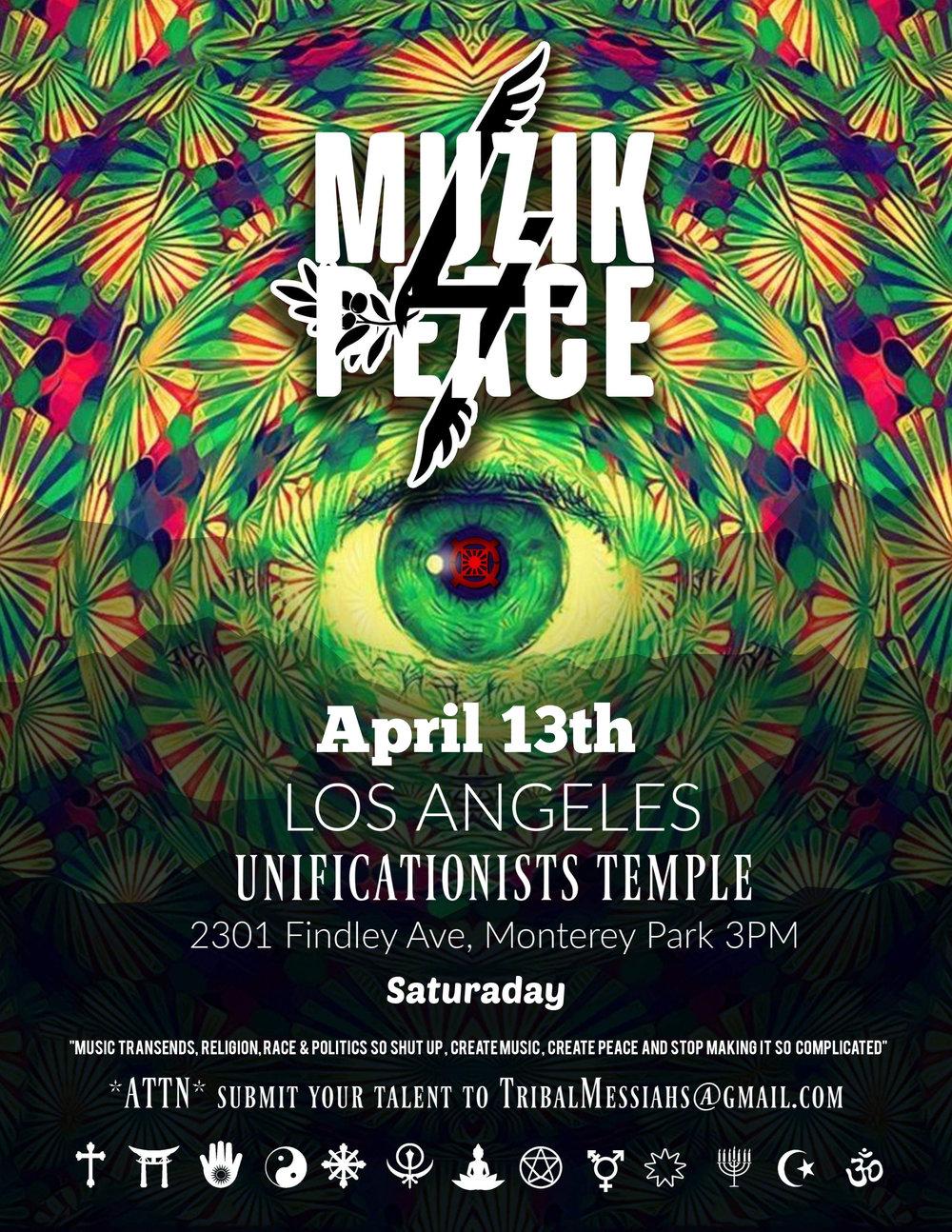 LA April 13th 2019 flier.. Muzik 4 Peace.jpg