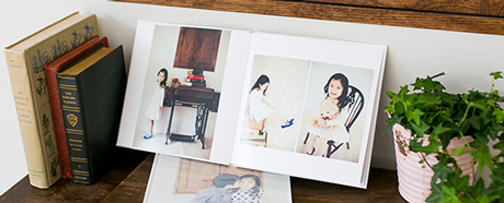 七五三撮影アルバム、ストーリーブック