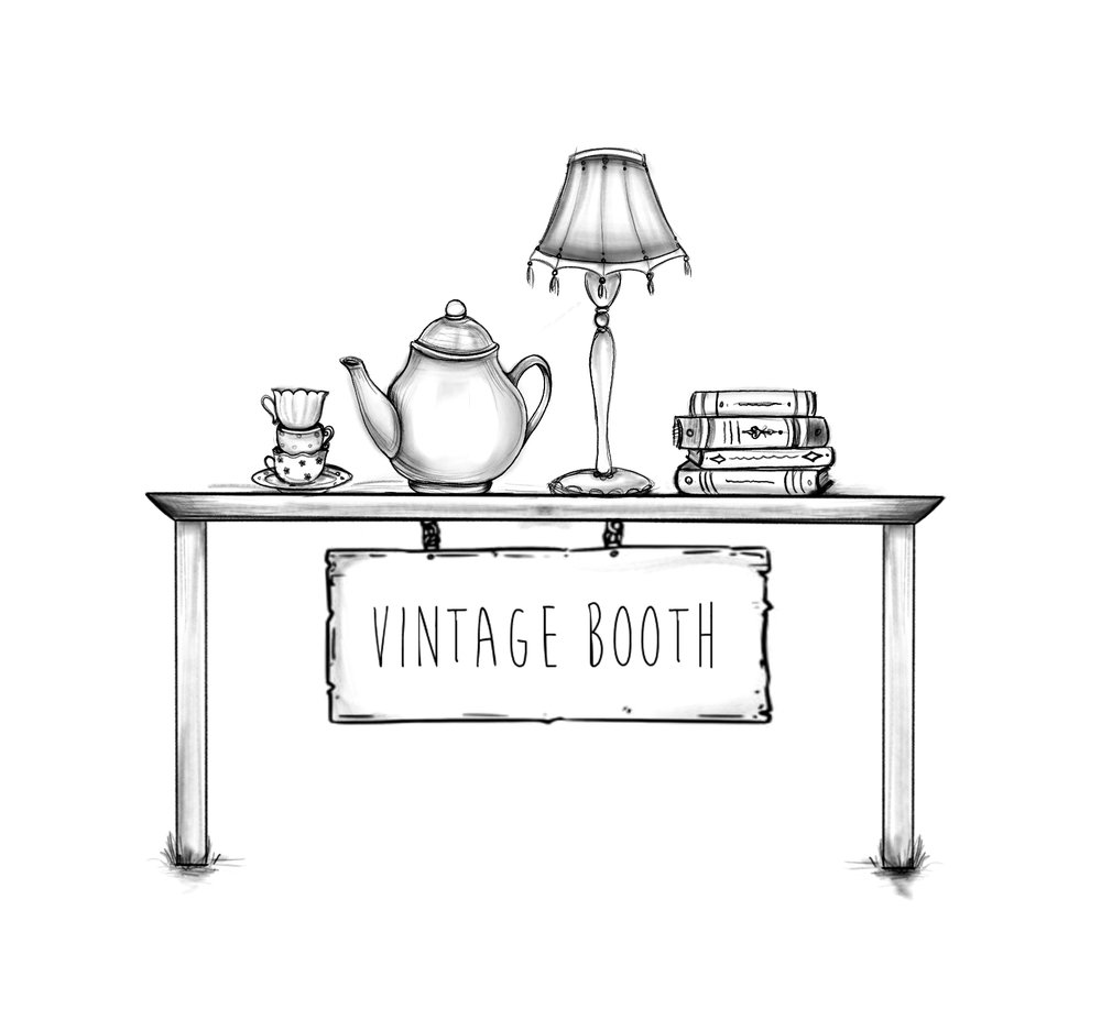 Vintage Booth Application