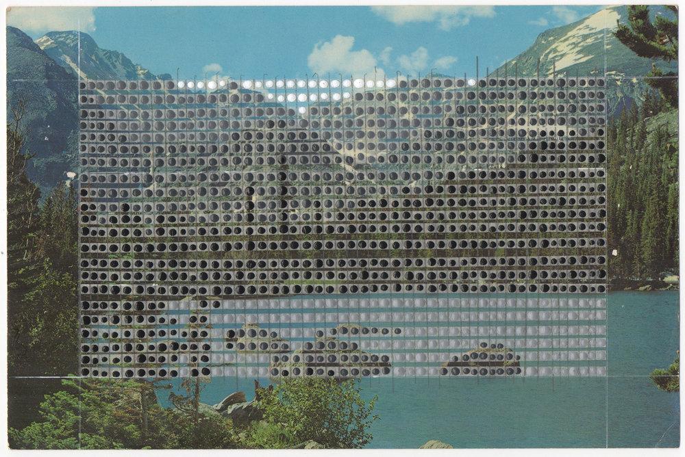 Borrowed Landscapes Study No.19/Colorado, Bear Lake