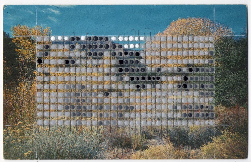 Borrowed Landscapes Study No.41/ Western Desert