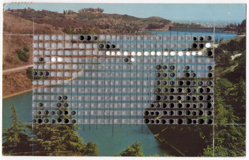 Borrowed Landscapes Study No.39/California, Los Angeles, Lake Hollywood