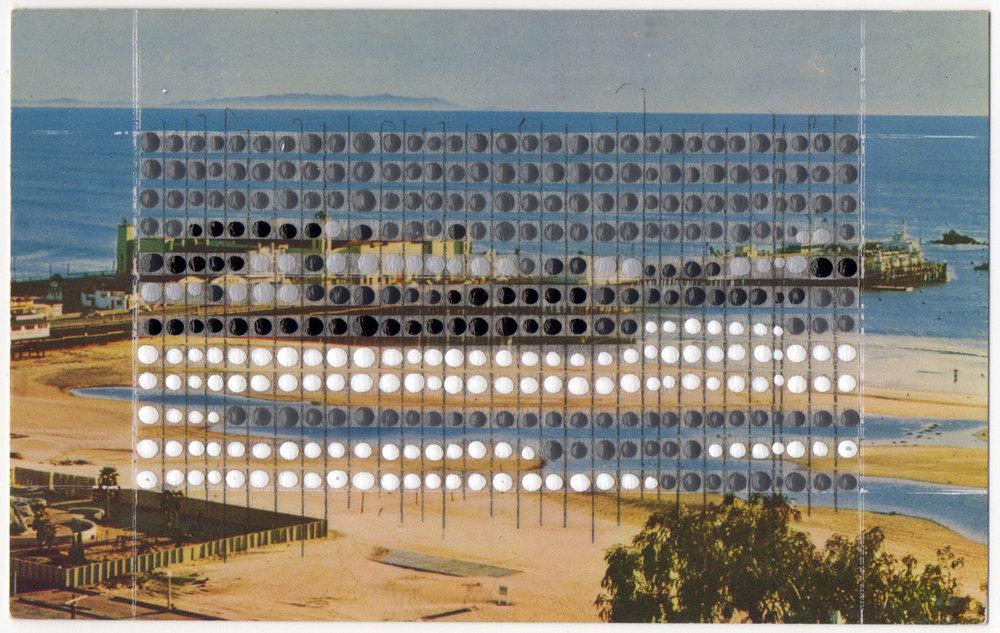 Borrowed Landscapes Study No.37/California, Santa Monica Pier