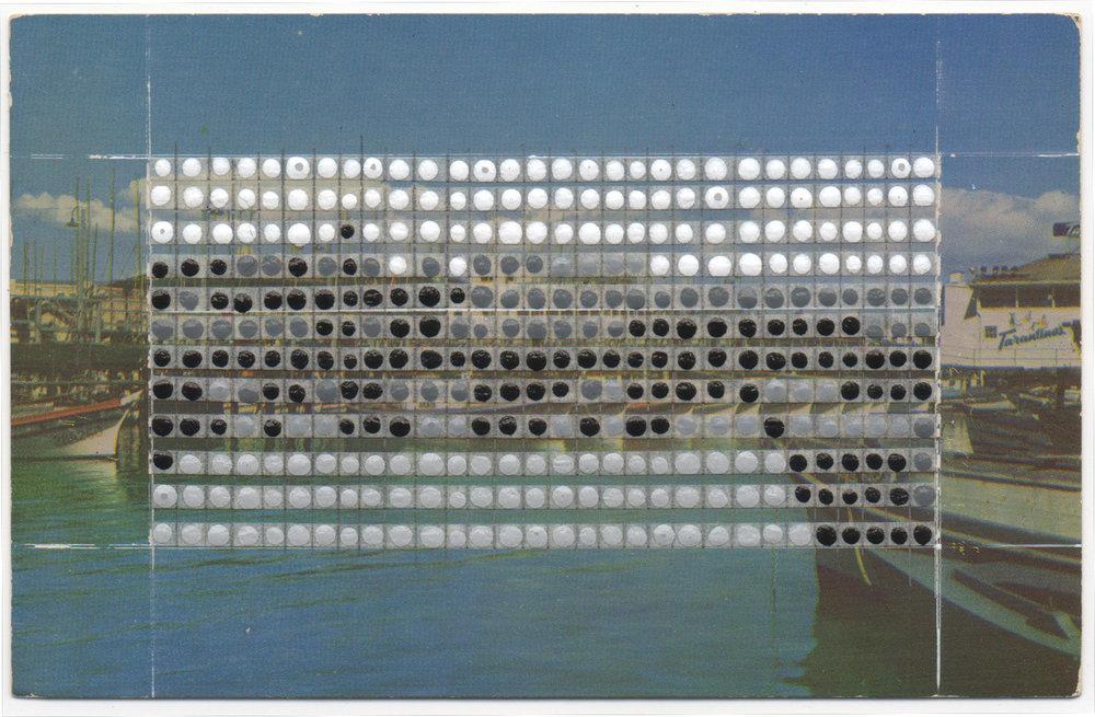 Borrowed Landscapes Study No.16/ California, Fisherman's Wharf