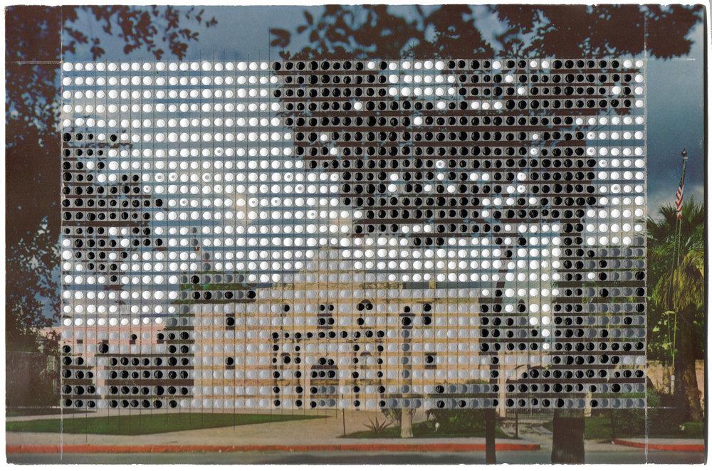 Borrowed Landscapes Study No.28/Texas, The Alamo