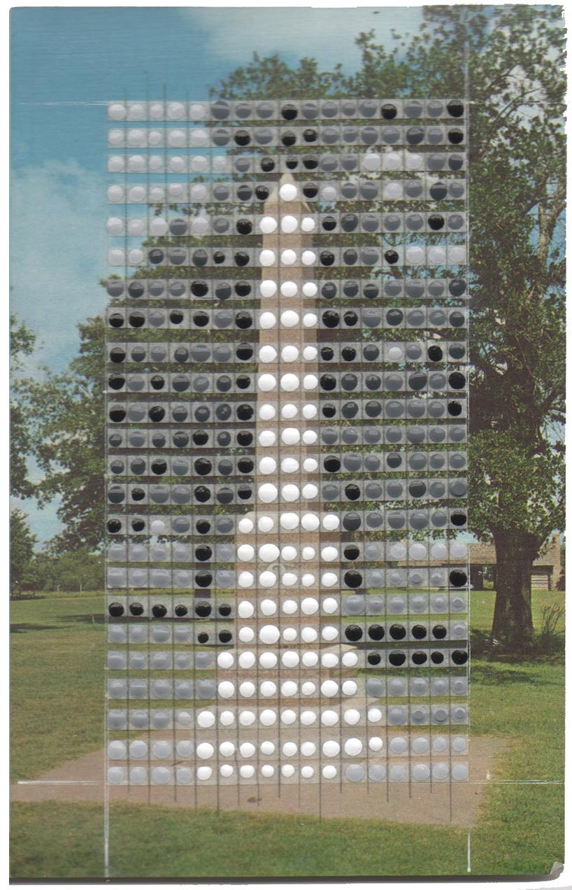 Borrowed Landscapes Study No.32/Texas, Stephen F. Austin Monument