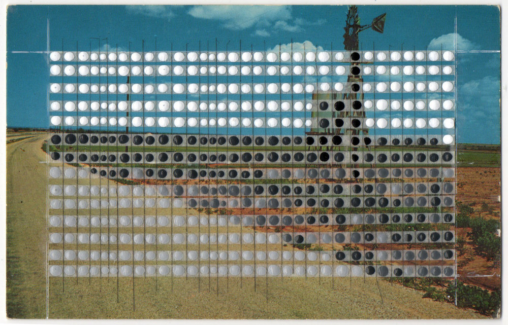 Borrowed Landscapes Study No.49/Texas Windmill