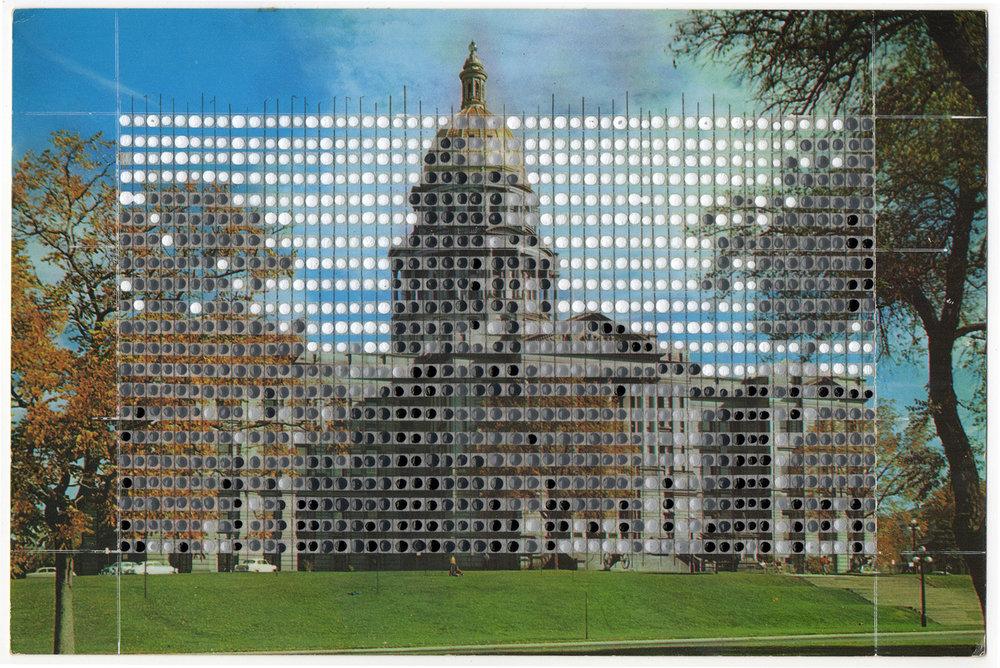 Borrowed Landscapes Study No.62/Colorado, Denver Capital Building