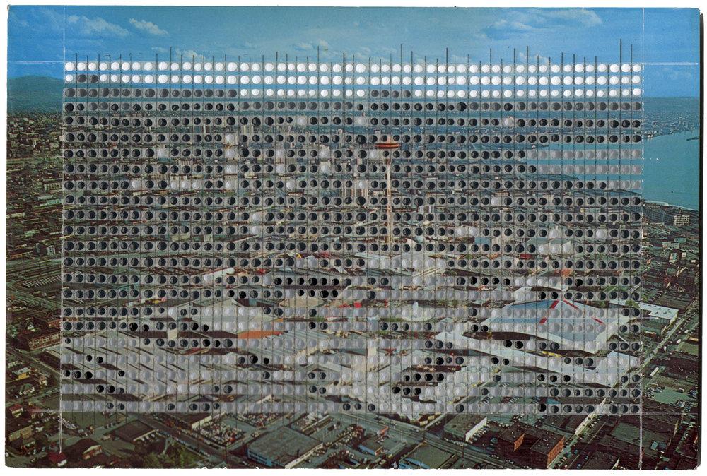 Borrowed Landscapes Study No.65/Washington, Seattle World's Fair 1962
