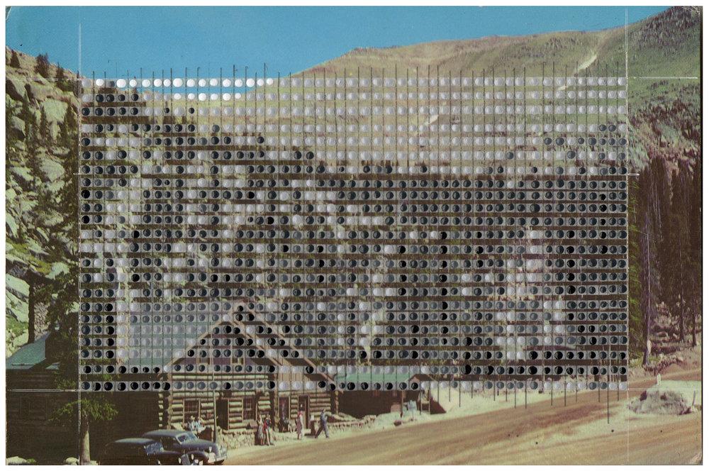 Borrowed Landscapes Study No.64/Colorado, Colorado Springs, Glen Cove Inn