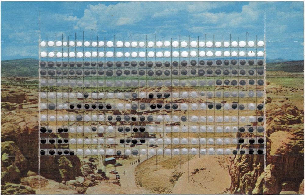 Borrowed Landscapes Study No.74/New Mexico, Acoma Pueblo