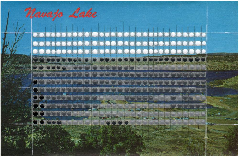 Borrowed Landscapes Study No.75/New Mexico, Navajo Lake