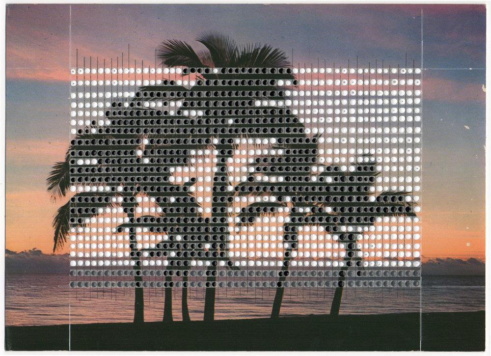 Borrowed Landscapes Study No.83/Florida, Southern Florida Sunrise