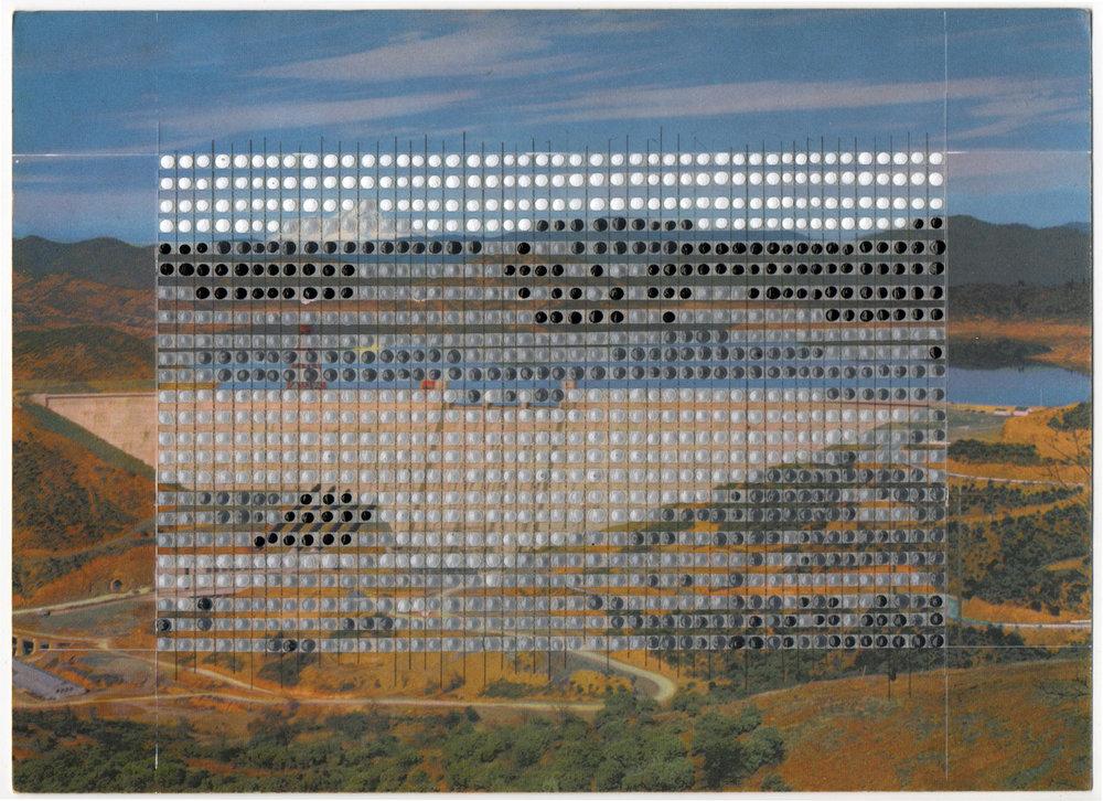 Borrowed Landscapes Study No.94/California, Mount Shasta Dam