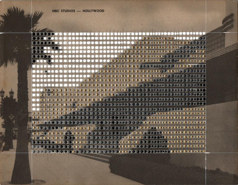 Borrowed Landscapes Study No.126 /California, Hollywood, NBC Studios