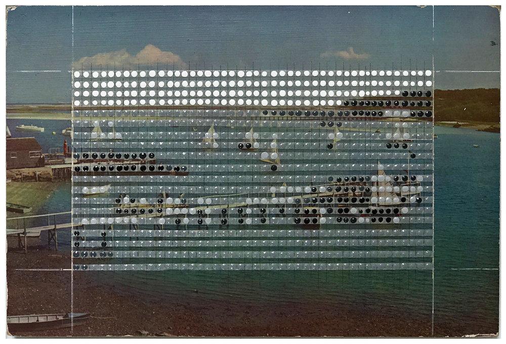Borrowed Landscapes Study No.132 /Massachusetts, Cape Cod, Chatham Stage Harbor