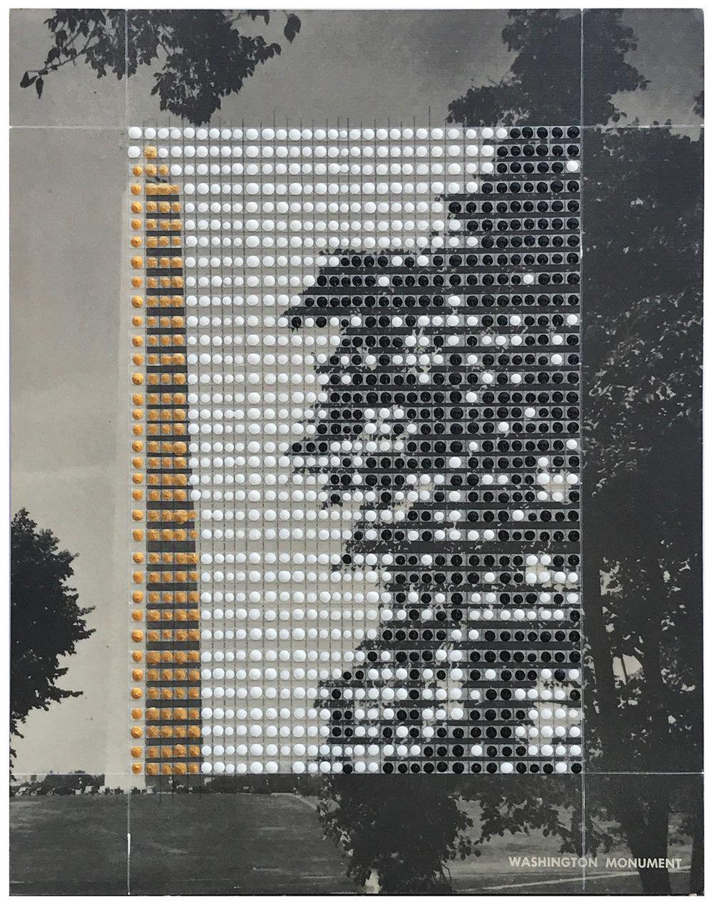 Borrowed Landscapes Study No. 138/Washington DC, Washington Monument #2