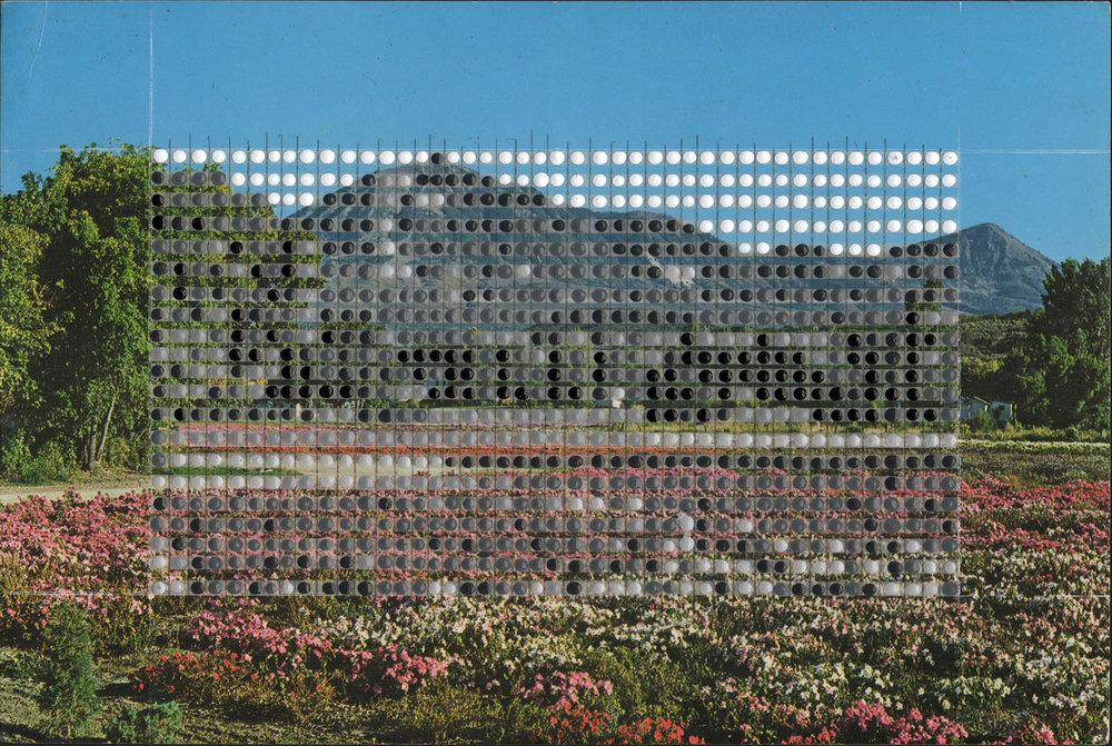 Borrowed Landscapes Study No.145/Colorado, Paonia / Private collection