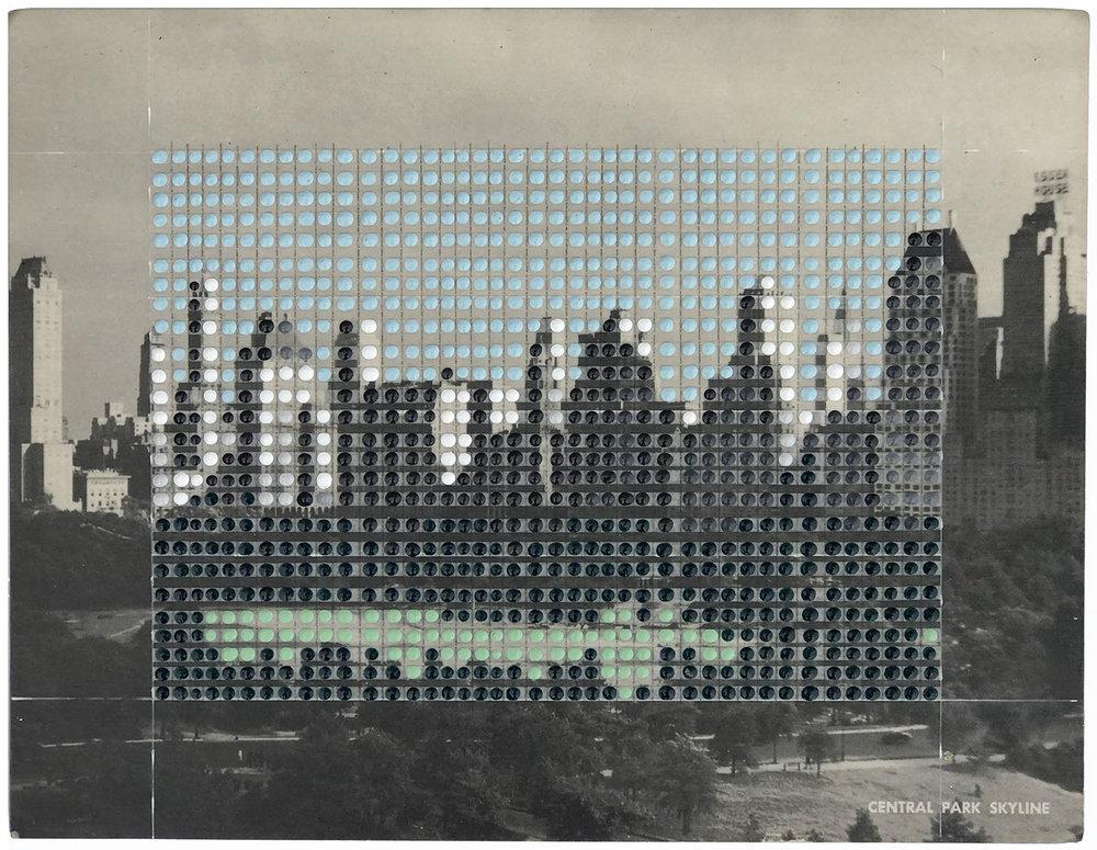 Borrowed Landscapes Study No.167 / NY, New York City, Central Park