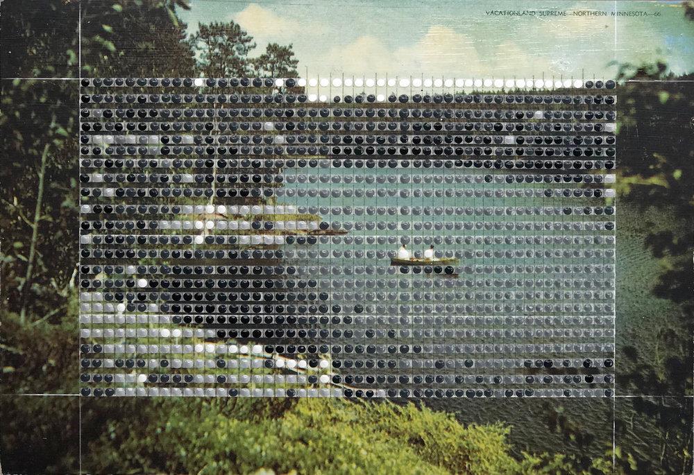 Borrowed Landscapes Study No. 174 / MN, Vacationland Supreme