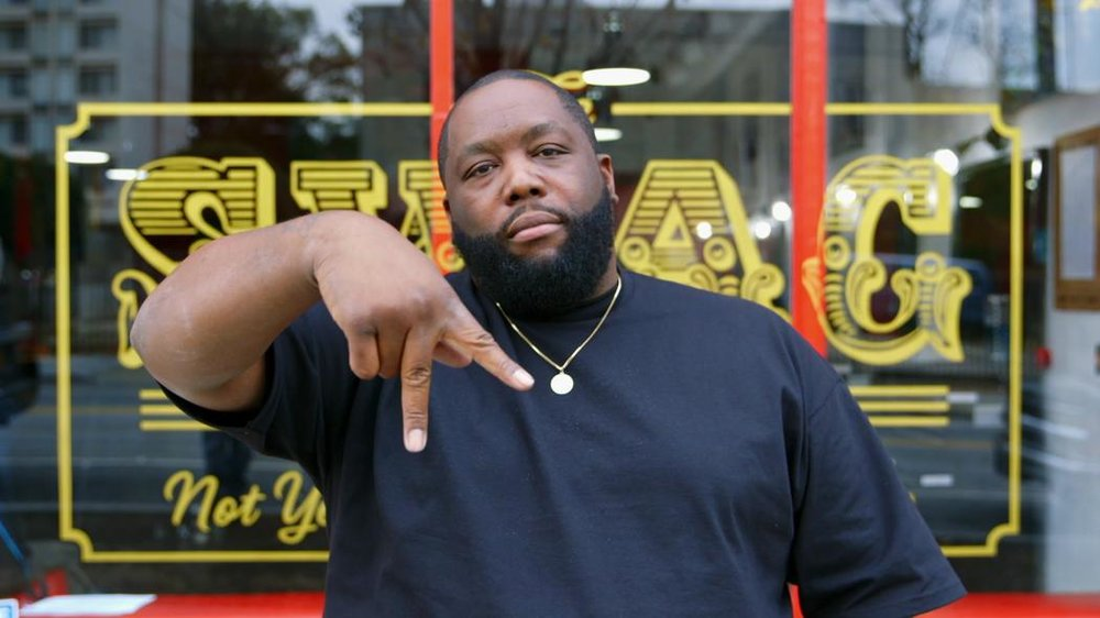 The AUTOPOD DECEPTICAST endorses Killer Mike's new Atlanta barbershop The SWAG Shop, check it out in Atlanta.  https://www.facebook.com/theswagshopatlanta/