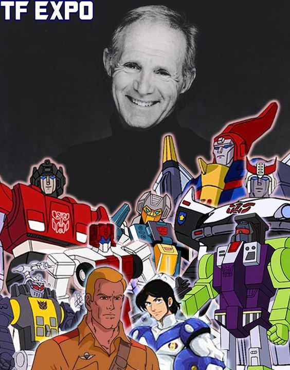 Michael Bell, voice actor.