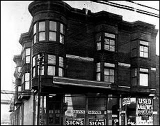 "The H.H. Holmes Murder Castle. For more reading I highly recommend ""Devil in the White City."""