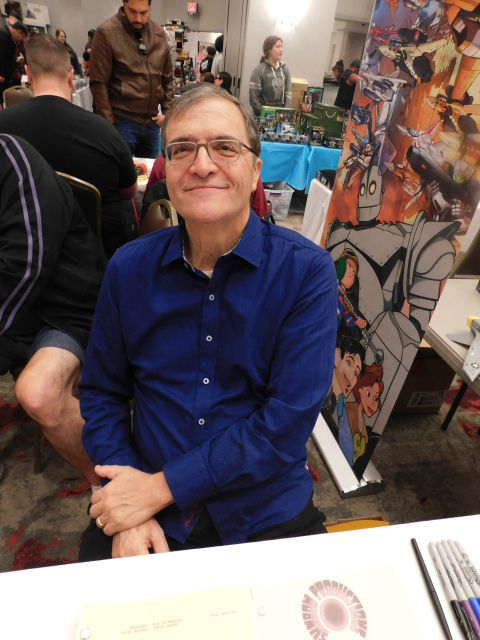 Buzz Dixon, the Flint Dille of G.I. Joe: The Movie.