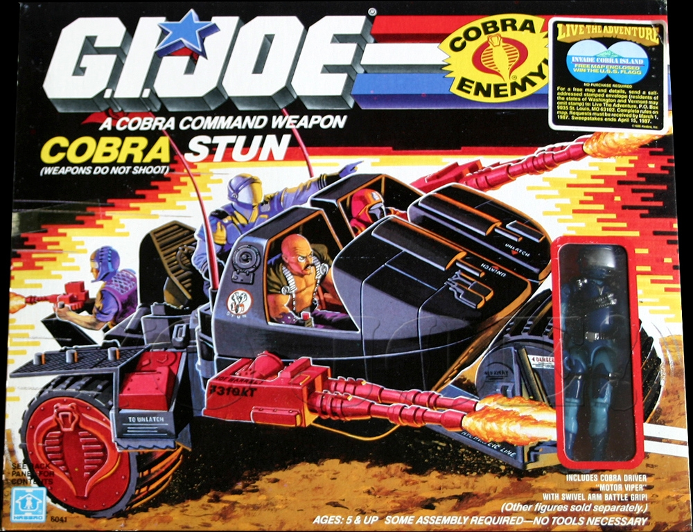 YoJoe.com   , your comprehensive G.I. Joe database.