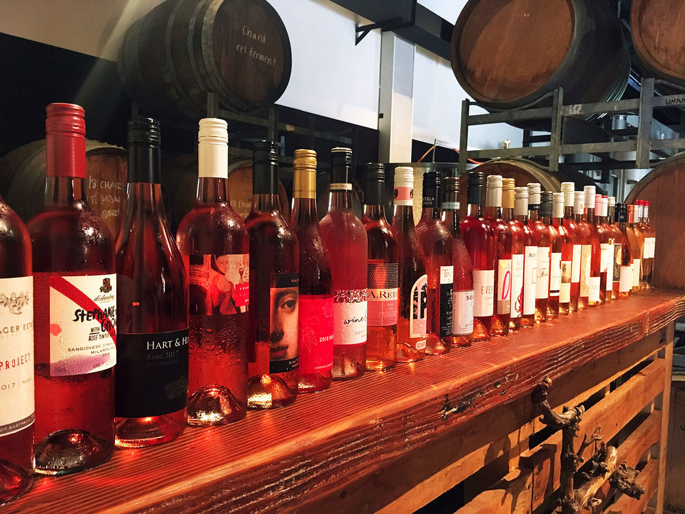 INTRODUCTION TO WINE (2hRS), MIN 5 PARTICIPANTS - INDUSTRY ONLY - A professional and fun way to introduction your staff to working with wine, and having the confidence to provide professional service.
