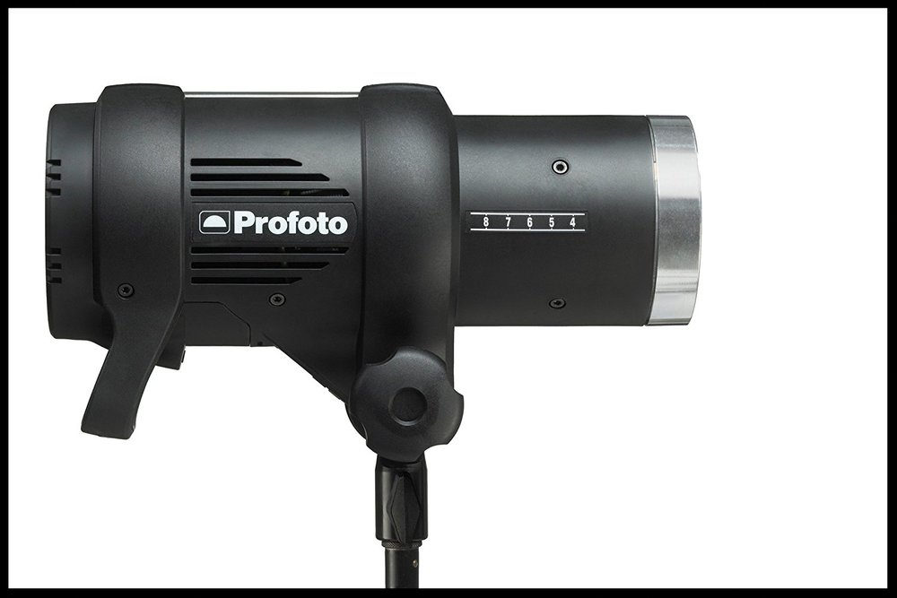 D1 500 - Profoto Flash