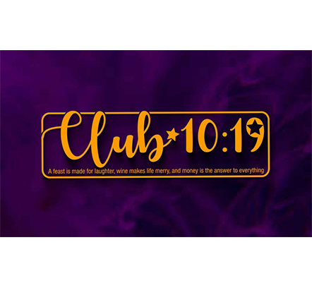 Club 10:19