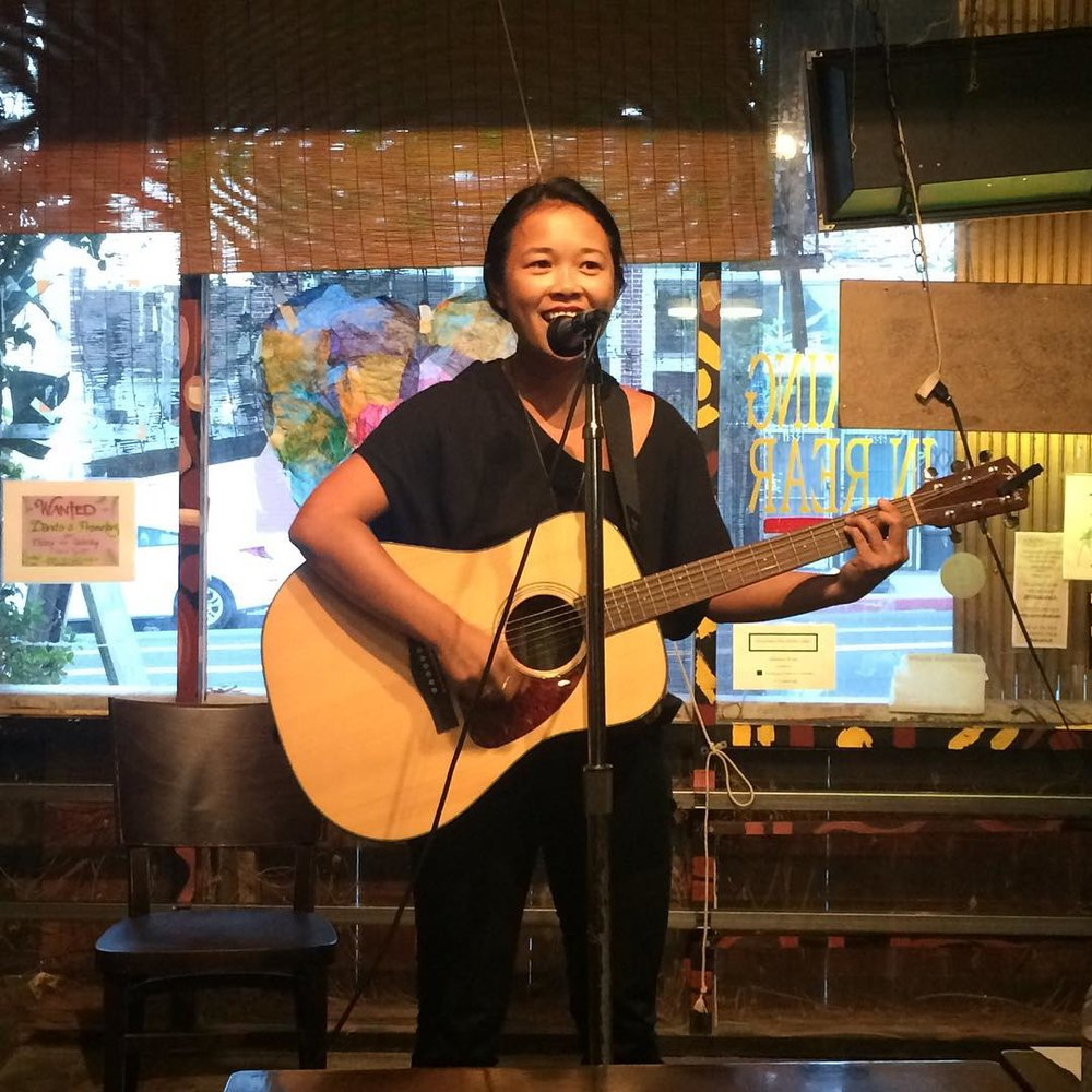 Tribal Cafe Open Mic