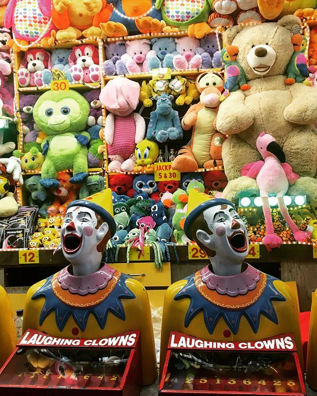 Taking some time off to play #laughingclowns 🍋 . . . #moomba #laughing #clowns #toys #newsongs #comingsoon‼️