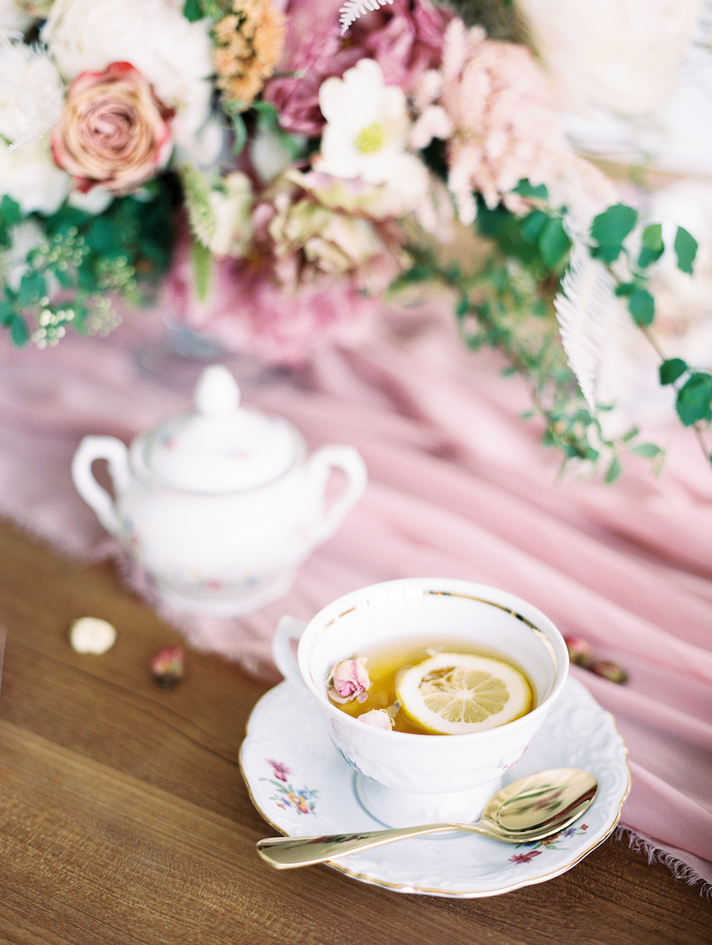 Chic Afternoon Tea -