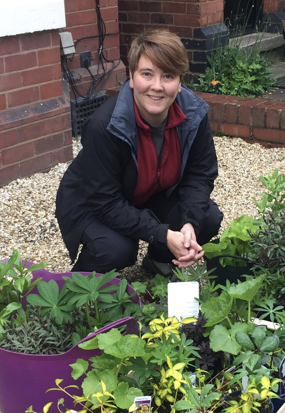 - I am a Self-employed, female Professional Gardener and Designer based in the West Midlands.I have the industry recognised RHS Level 2 Diploma in the Principles and Practices of Horticulture.I studied at Birmingham Botanical Gardens and have several years experience.I design, plant and enhance gardens and any outside space.I will treat your garden and plants as if they were my own; with respect, love and care. I am also an allotment'er' and foodie. Public Liability Insured.