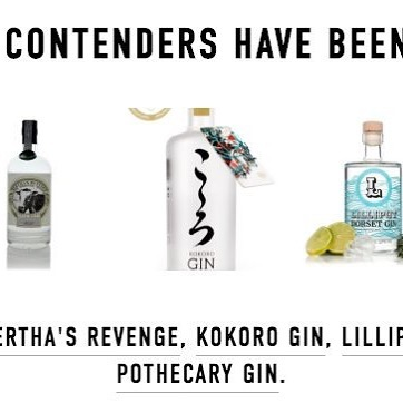 They have been tasted, tested, & selected. They are our 2018 World's Best Martini Challenge Contenders. Their place in history is assured. Find out more at mrtn.is/2018cc and get your event tickets today mrtn.is/wbm2018 #ginfluencers