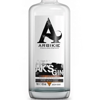 Who are our 2018 Contenders? Let's start with @arbikie the farm to bottle makers of AK's gin. AK'S Gin is distilled using honey and wheat farmed at Arbikie along with carefully selected botanicals chosen by Master Distiller, Kirsty Black. Read more at http://mrtn.is/arbikie