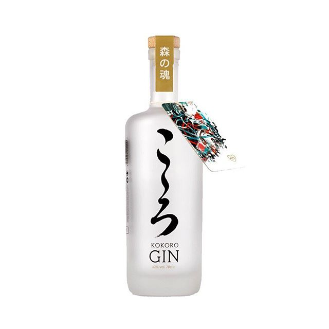 Who are our 2018 Contenders? Let's tell you about @kokorogin A man of infinite wisdom & sagacity called Old Nic revealed the Sansho berry to his family. It is what gives Kokoro its distinctive flavour, a citrusy zing balanced by a warm and peppery finish. mrtn.is/kkrogn